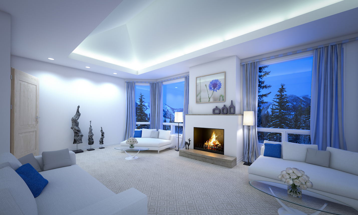 Luxury Suite in the Alps