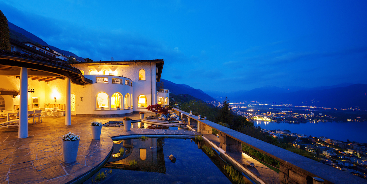 Privat Villa in Italy